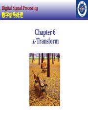 2014-Chapter 6-new z-Transform