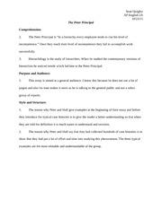 the embalming of mr jones thesis