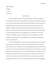 Government term paper