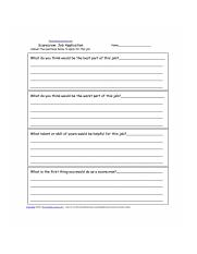 Practice English Worksheet