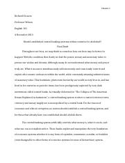 Abolish Central Banking Final Draft