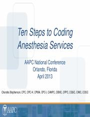 10 Steps to Anesthesia Services.pdf