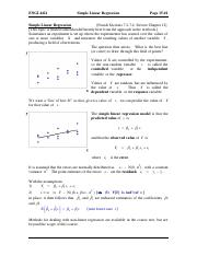 Stats Chapter 15