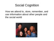 Social Psychology for posting