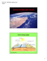 02B-Earth systems and cycles