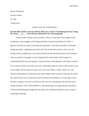 A Raisin in the Sun - Film Response (EB).docx