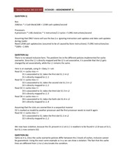 ECSE 420 2014 Assignment 3 Solutions