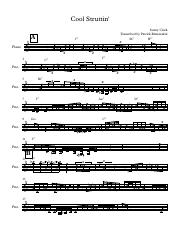 Cool Struttin' by Sonny Clark - Full Score.pdf