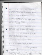 The Addition and Multiplication Principle, Permutations and Combinations Notes Page 3