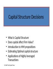 Capitalstructure.pptx