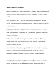spanish i steve jobs essay   steve jobs technology contributions   pages spanish i family tree assignment