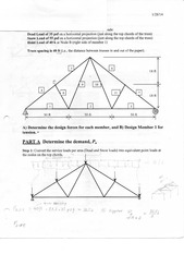 Roof Truss Notes