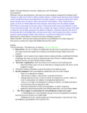 International Studies Midterm group study guide