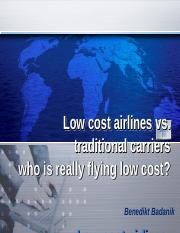 Low-cost airlines_marketing trap or reality_HVA.ppt