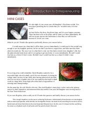 W11 Mini Case Studies.docx