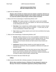 lab 3 assessment worksheet Lab #2 – assessment worksheet applying encryption and hashing algorithms for secure communications overview  ruben corrales pt1420 erkam lab 81-3 step 2:.