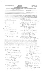 Math 121 Fall 2012 - Midterm Test #5 (solutions)