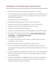 Notes for Project 2- Philosophy.docx