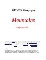 2- Mountains-BBC.docx