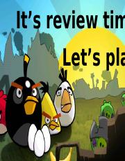 4.12 Angry Birds Game.ppt