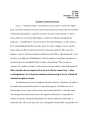 philosophy paper on virtue (Autosaved)