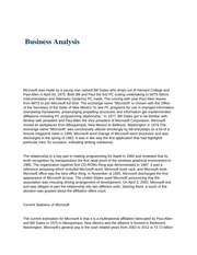 mgt 448 ( Business Analysis)