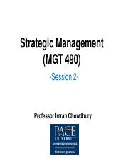 MGT490 chapter 1