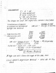 Busac_9: cost equation