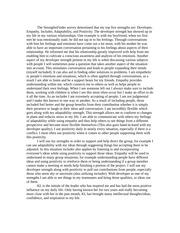 English 101 reflection paper