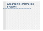 summary lecture_GIS