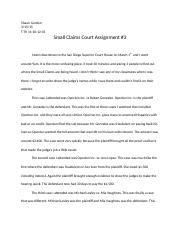 Small Claims Court.docx