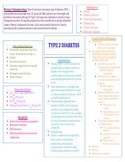 Hypoglycemia Complication Concept Map Docx Etiology