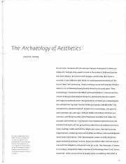 2.Penney Archaeology of Aesthetics