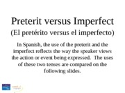 8.3.+Preterit+versus+imperfect
