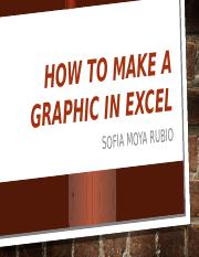 How to make a graphic in Excel.pptx