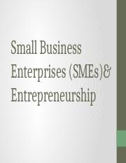 Week 6 - SMEs & Entrepreneurship.pptx