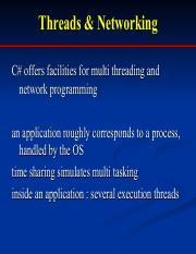 4- Threads  Networking.pdf