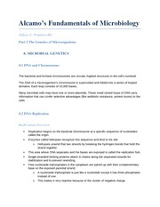 Fundamentals of Microbiology chapter 8