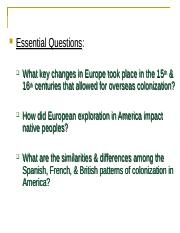 Chapter 2- Europe and Native Americans.ppt