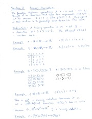 Homework C Solutions on Algebraic Structures and Functions