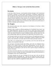 Mandatory service essay