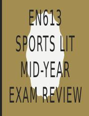 613 mid-year exam review