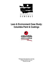 Columbia Paint and Coatings Case Study
