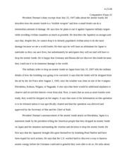 president truman essay