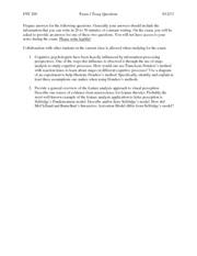 attentional blink essay