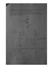 Midterm Solution 2