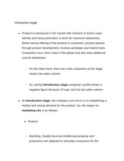 Introduction Stage of PLC notes