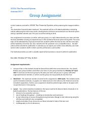Assignment requirements_Danny Yeung and Michele Cappai's Classes