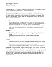 accounting 504 case study one Read story acct 504 week 5 case study 2 internal control - ljb company by idaloamilan with 317 reads visit, below, acct-504-week-5-case-study-2-internal-contr.