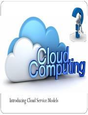0 -  Introduction to Cloud Service Models +  Workplace Virtulization.pdf